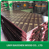 Phenolic film faced plywood for formwork construction usage