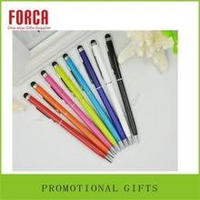 Hot Selling custom hotel slim pen Promotion stylus pen ball pen