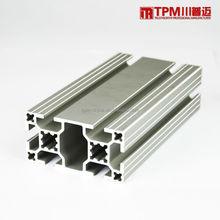 various type of extrusion aluminium profile supplier