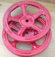 casting gate valve control valve handwheel