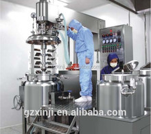 XJR-S 200L Cream/lotion/paste Vacuum emulsifying mixer, emulsifier,homogenizer
