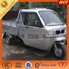 cargo tricycle with closed cabin/new three wheel cargo motorcycle on sale