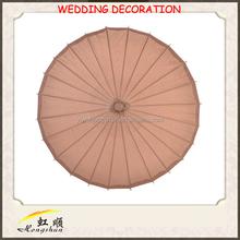 Wholesale Fashion Colors Paper Umbrella Party Decoration