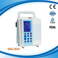 China Factory Cheap Price Portable infusion pump for sale MSLIS08-C