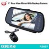 """Car Rear View Kit 7"""" LCD Mirror Monitor+ Night Vision Reversing Camera"""