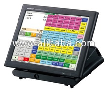 Free shipping for Brand New Original sharp touch screen up3515 cash register