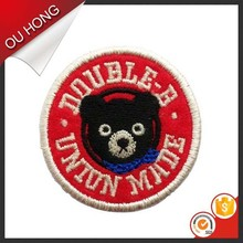 Cute Cheap Animal Embroidery Patch for Clothing