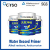 anticorrosive water based substrate metallized acrylic wall coating , epoxy primer paint for steel
