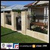high quality aluminum fence, wall fence for villas