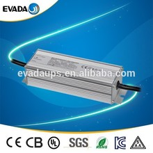 waterproof led driver ip67 135w led driver, led power supply ip67 plastic 3 years warranty