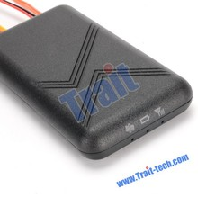 2015 Wholesale High quality SMS Real-Time tracking Accuracy Anti-steal GSM GPS GPRS Mini Car Tracker