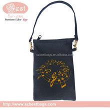 Fashion antique velvet handbag