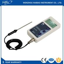 Industrial thermometer, portable temperature gauge, -50~1300 Centigrade high temperature measuring instrument