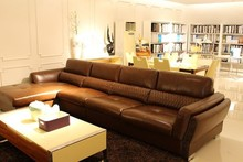 buy furniture from china italian furniture leather sofa set in poland J867