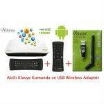 Atlanta HD Box Smart + wifiusb, intelligent control, keyboard,
