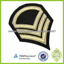 China wholesale price uniform chevron 2015 army enlisted rank insignia