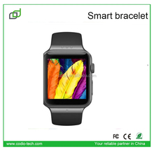 Top selling bluetooth connect with mobile phone smart wrist watch