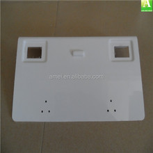 ABS plastic thermoforming machine cover , machine shell vacuum thermoforming plastic