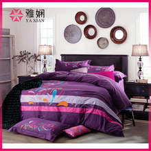 High Quality embroidered design Pure Cotton bedsheet