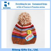Beautiful custom beanie crochet baby knit hat