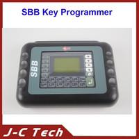2015 Professional Universal Auto Key Programmer SBB v33.02 Multi-language Silca v33.02 SBB Key Maker DHL free shipping