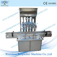 Automatic soy milk production filling machine