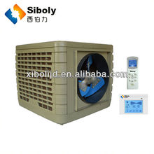 18000m3/h industrial commercial roof mounted evaporative cooling water system