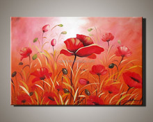 Wholesales Modern Flower Painting