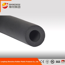 Rubber foam insulation tube/pipe For Air conditioner