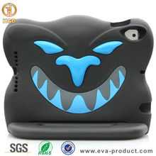 Factory Supply custom carton shape childproof tablet pc for ipad silicone case