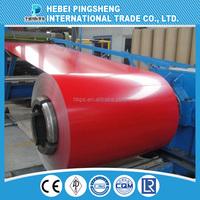 Prepainted Steel Coil (PPGI) for Roofing Tile