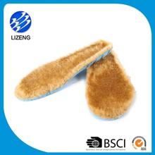 Warm ski boots antibacterial hi-poly comfort anti odor shoe insoles