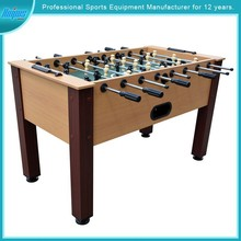 Model#HPS5404Standard size wooden football table soccer