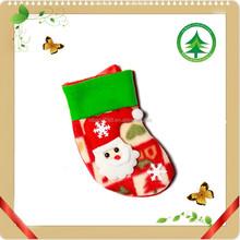 Popular style felt christmas stocking ,christmas decoration
