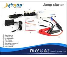 auto emergency kit jump starter right angle mini usb car charger car powerbank