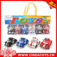 Дешевые юстиции пластиковые полицейская машина маленький жук модель автомобиля, Мини-игрушки коуниверсален авто