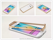 Aluminum alloy metal case cover for Samsung galaxy s6 edge, hot selling products 2015