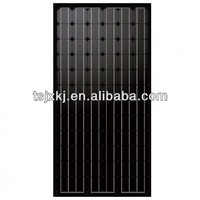 200W black mono solar panel, cheap solar module, home solar panel