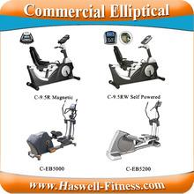 Body fit fitness Elliptical Exercise magnetic bike