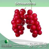100% natural schizandra chinensis extract supplier