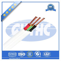 PVC Insulated flexible round wire H03VV-F H05VV-F electric cable