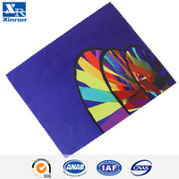 Heat Transfer Promotional Microfiber Cleaning Cloth