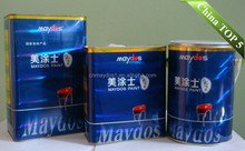 China Top5---Maydos Polyester Extra Clear Varnish for furniture(320-1)