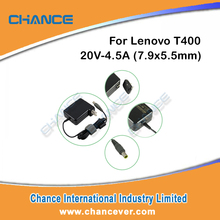 90W Square SAA wall charger Power Adapter for Lenovo ThinkPad T400 T500 20V4.5A laptop charger