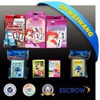 Trade assurance excellent printing playing cards for promotion