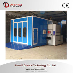 DOT-C3 car spray house for sales / paint booth used spray booth for sale