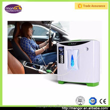China Alibaba Online 90% Oxygen Purity 6L Flow <45dB LED Display Home Use All Size Liter Oxygen Concentrator For Any People
