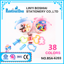High quality promotional plasticine Non-toxic Modelling clay
