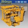 big capacity low price/cost mobile block making machine mobile concrete block machinery