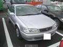 1999 TOYOTA Corolla Sedan used car GF-AE110 From Japan / ( T0240 )